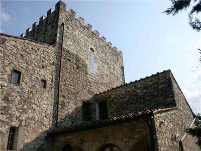 Vendita villa pontassieve toscana torre medievale for Firenze medievale